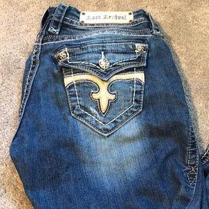Rock Revival Jeans - Rock revival Leah easy boot woman's jeans